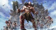 SLAUGHTERPRIEST #ageofsigmar #warhammer #art #fantasy #aos #gamesworkshop #Chaos