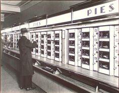 Automat, 977 Eighth Avenue, Manhattan. by New York Public Library, via Flickr