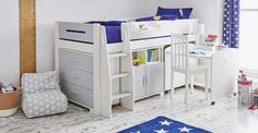 Tate Mid Sleeper Bed Set