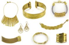 Made specializes in fair-trade jewellery, hand crafted in Kenya by a select team of local artisans. Mom will love these unique pieces!