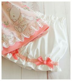 Cute idea for bloomers from Hattie Rae's Finery