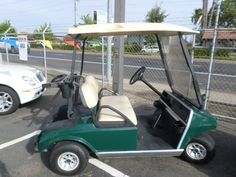 1987 Club Car Golf Cart For Sale By Owner Cars