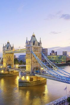 Tower Bridge (built between the years 1886–1894) is a combined bascule and suspension bridge.