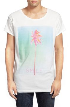 Free shipping and returns on Dedicated 'Smile Palm' Organic Cotton Graphic T-Shirt at Nordstrom.com. Palm trees make everyone smile, and you will, too, in this super-comfortable, Fair Trade-certified crewneck T-shirt made from pure organic cotton.