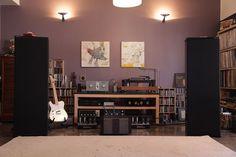Mirage M1 Floorstanding Speakers