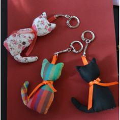 Personalized Items, Porte Clef, Midget Cat, Gift Ideas