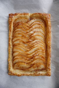 Gorgeous Ginger Pear Tart — Broke and CookingYou can find Pear dessert recipes and more on our website.Gorgeous Ginger Pear Tart — Broke and Cooking Just Desserts, Delicious Desserts, Yummy Food, Pear Dessert Recipes, Pear Recipes Breakfast, Single Serve Desserts, Easter Desserts, Gourmet Desserts, Plated Desserts
