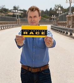 """The Amazing Race,"" still the most exciting reality show on television."
