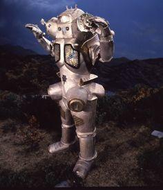 """humungus: """" 侵略ロボット キングジョー """""""