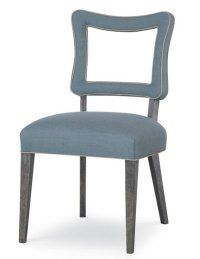 Laslo for Chaddock Cayce side chair
