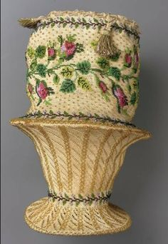 Bag in the MFA. Zoom this--the beading is gorgeous!
