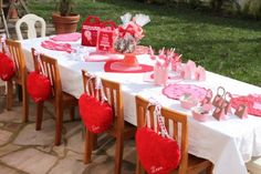 valentines day party 4