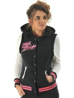 Metal Mulisha Black Emma Womens Jacket | Metal Mulisha | FreestyleXtreme