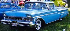 Ford Ranchero | Phantom 1957 Mercury Ranchero