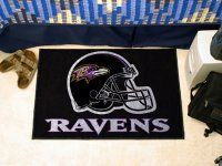 Baltimore Ravens Starter Door Mat. $19.99 Only.