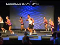 BODYSTEP by Les Mills | www.axiomfitness.com/Fitness-Classes/