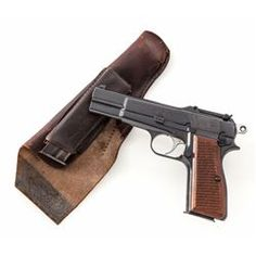 WWII Era German Proofed Browning Hi-Power Find our speedloader now!  www.raeind.com  or  http://www.amazon.com/shops/raeind