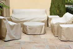 Outdoor Furniture Covers - Patio Furniture Covers - Frontgate