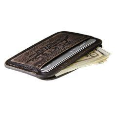 Portel - Credit Card wallet — minimal wallet