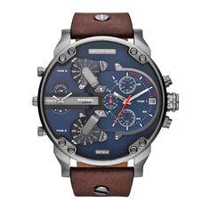 €349,- bij Horloges.nl - Officieel dealer vanDiesel horloges. Gratis verzending en snelle levering!