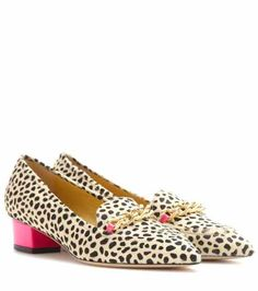 Pumps Francis in cavallino   Charlotte Olympia