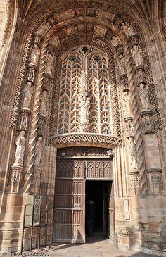 La Cathédrale Sainte-Cecile, Albi. Photo by Christophe Ramos@Flickr