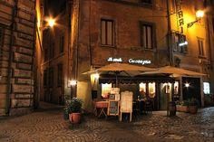 Roman restaurant