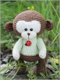 lovely little monnkey