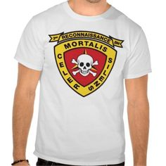 3rd FORCE RECON BATTALION Tees