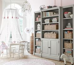 A beautiful playroom