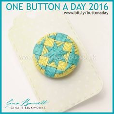 Day 179...... For those you just started in this group. Gina is presenting her handmade buttons daily on FACEBOOK. #buttonlovers