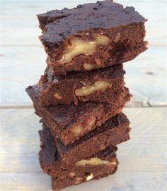 Brownie  - www.op-weg-naar-eerlijk-eten.nl