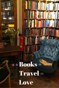 If you fall in love with bookstores when you #travel like I do, you'll want to read this post.