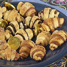 Quentin's Grandma's Rugelach Recipe — Dishmaps