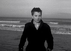 Antoine Doinel sees the beach for the very first time in Les quatre cents coups (1959).