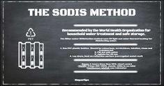 The SODIS Method #NeganTips #watertip click here: https://ift.tt/2IWo5r2