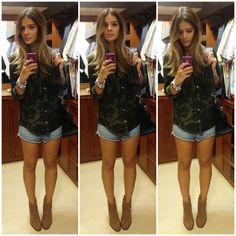 Thassia Naves - Look moda fashion brasil brazil blogger style