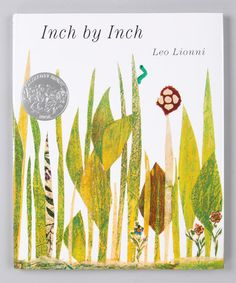 Take a look at this Inch by Inch Hardcover by Random House on #zulily today!