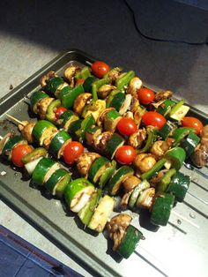 Kelly the Culinarian: Cooking with Kelly: Balsamic Marinated Grilled Vegetables