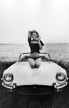 Ladies With Motors, Jaguar E Type