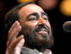 Luciano Pavarotti, one of my favorite ''Tenor'' opera singer