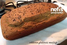 Gluten Free and Unleavened Bread Recipe- Glutensiz ve Mayasız Ekmek Tarifi Gluten Free and Unleavened Bread Recipe - Gf Recipes, Gluten Free Recipes, Bread Recipes, Healthy Recipes, Unleavened Bread Recipe, Orange Chiffon Cake, Best Bread Recipe, How To Make Bread, Bread Baking