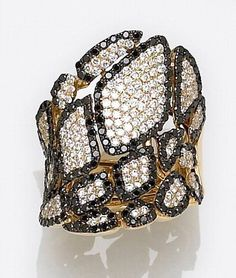 Black Diamond Ring | cynthia reccord