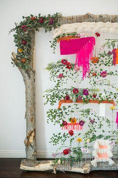 Flower Weaving