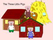 The Three Little Pigs - Smart Board activities