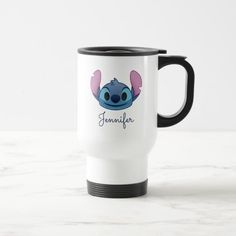 Lilo & Stitch | Stitch Emoji Travel Mug - tap/click to get yours right now! #TravelMug  #disney #emoji #lilo #stitch #expression Diy Gifts For Girlfriend, Boyfriend Gifts, Emoji Drawings, Emoji Craft, Lilo Y Stitch, Funny Emoticons, Create Your Own Mug, Travel Gifts, Travel Mugs