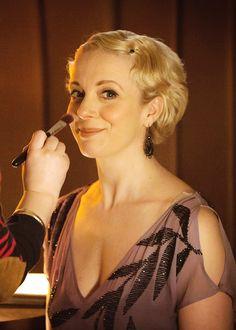 beautiful Mary Morstan! (played by Amanda Abbington)