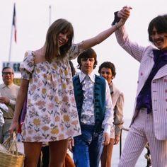 (406) Pinterest 70s Outfits, Mode Outfits, Fashion Outfits, 70s Fashion, Vintage Fashion, Decades Fashion, Hippie Fashion, Fashion History, Jane Birkin Style