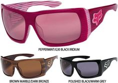 Apparel Fox Racing The Story Women's Sunglasses. Must have