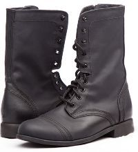Essential Fall Boots for Every Veganista - combat boots